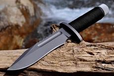 Los mejores cuchillos de supervivencia de hoja fija